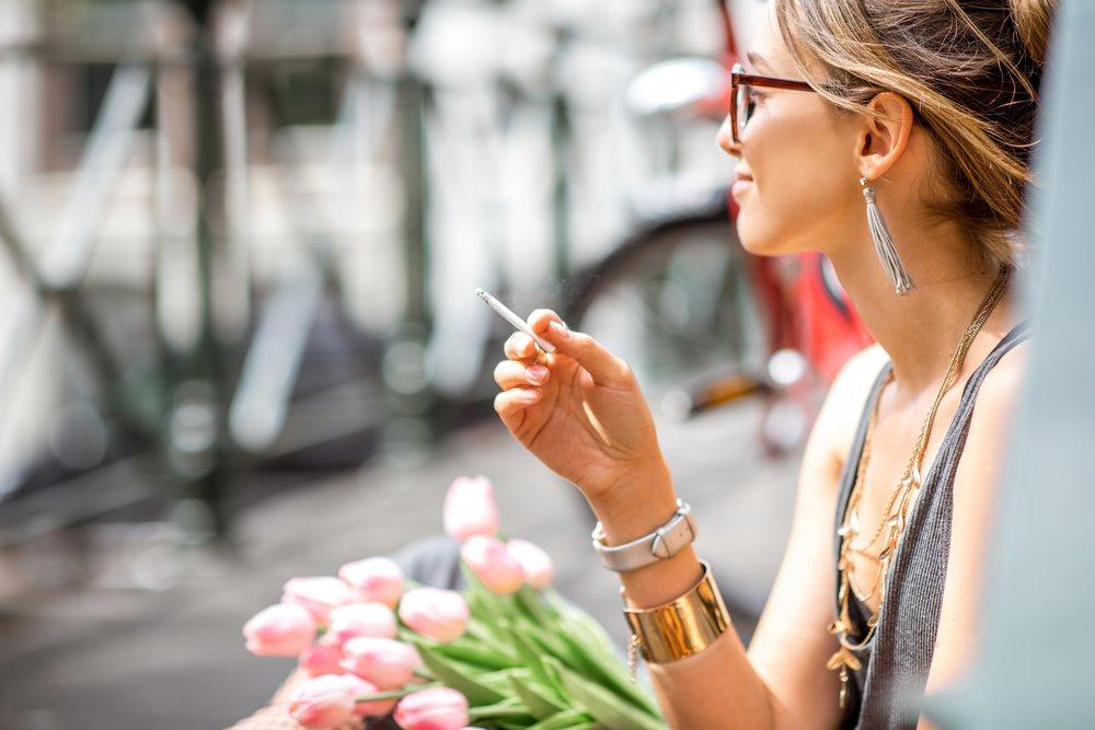 Беременность и табак