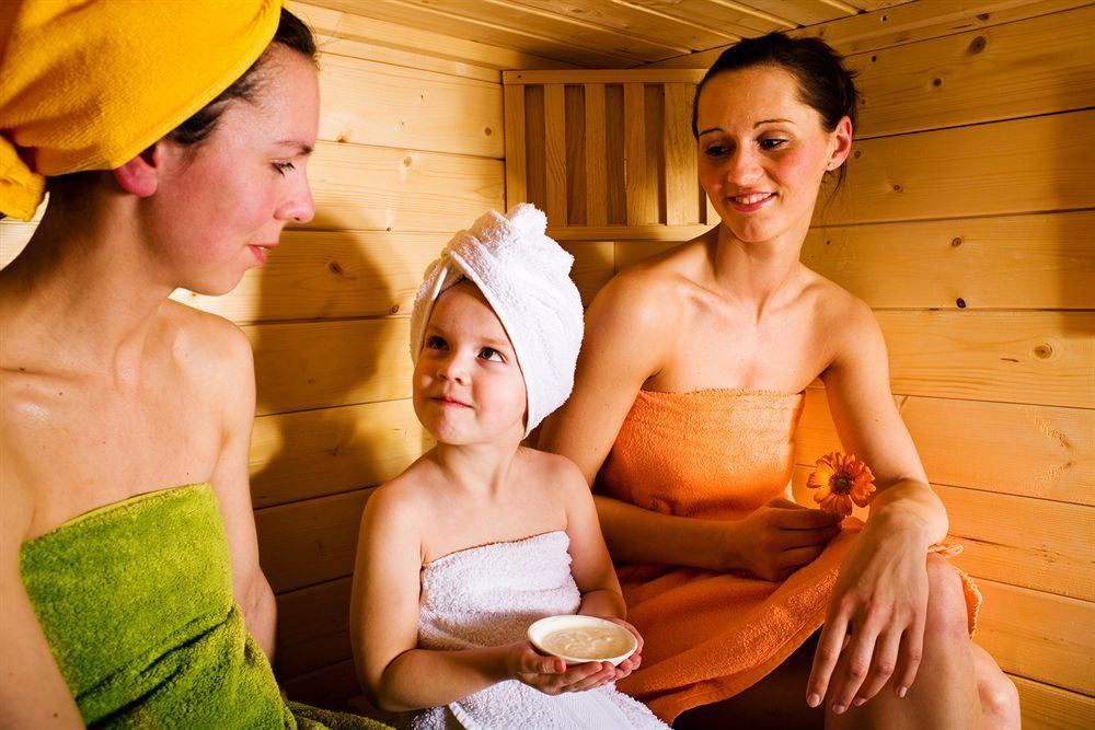 Тепловые процедуры для детей