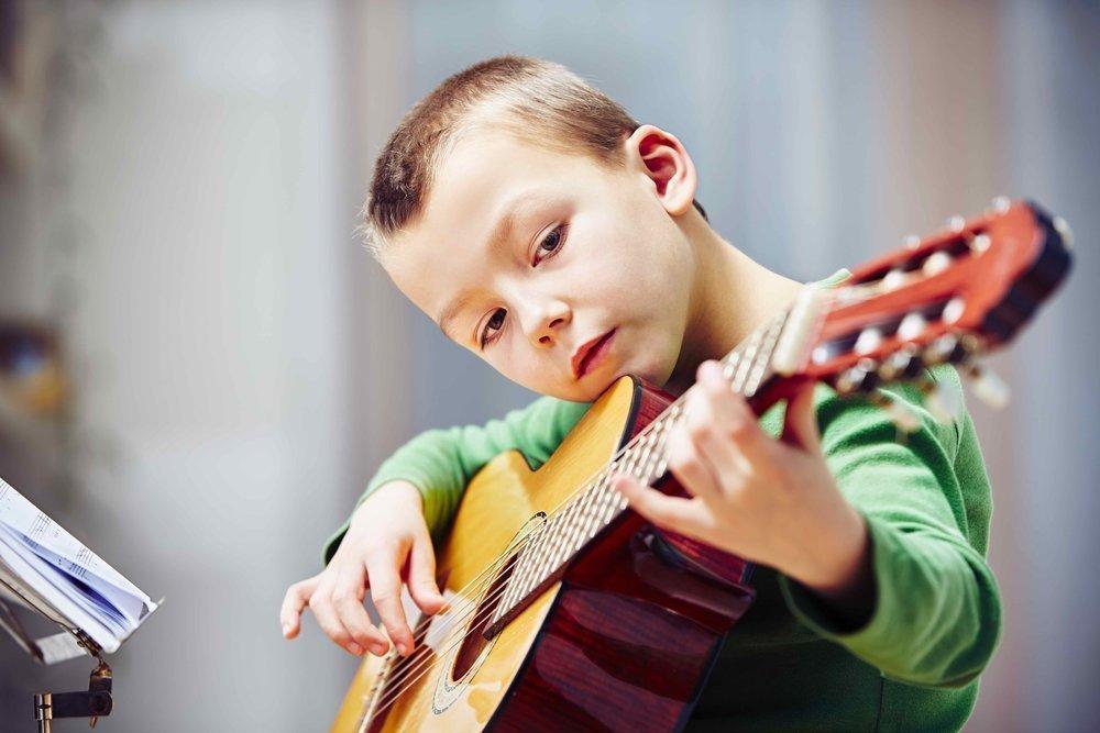 Музыка как полезное и интересное хобби