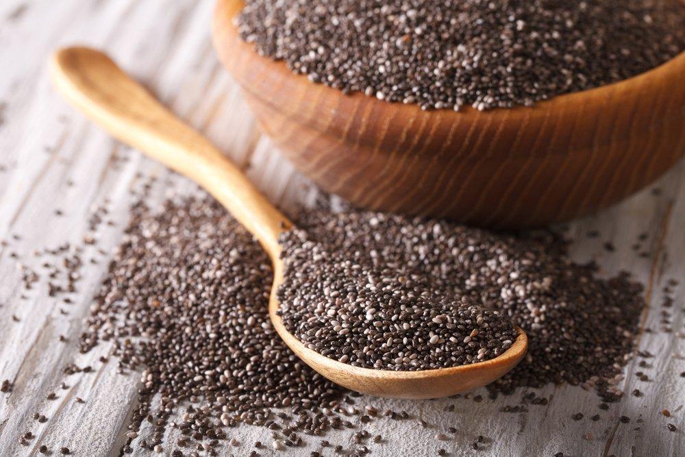 1. Семена чиа