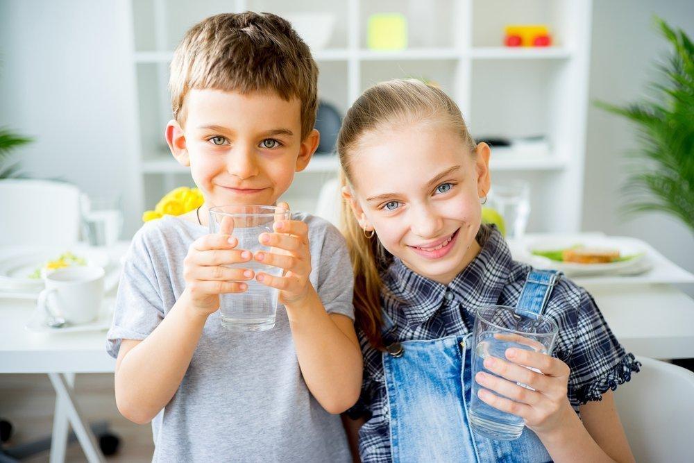 Составление рационального питьевого режима