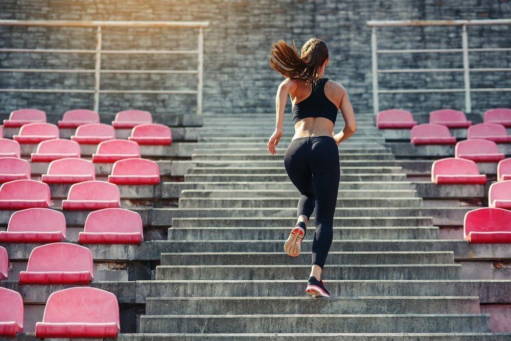 Виды физических нагрузок для похудения