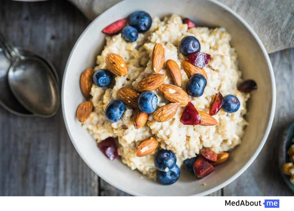 Здоровый образ жизни и диета при болезни Крона