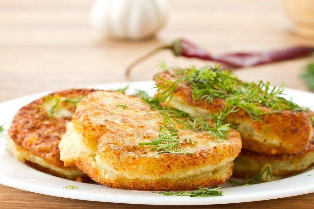 Рецепты диетических блюд из артофеля