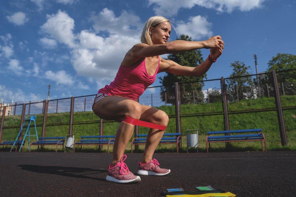 Плюсы и минусы резинок для фитнеса
