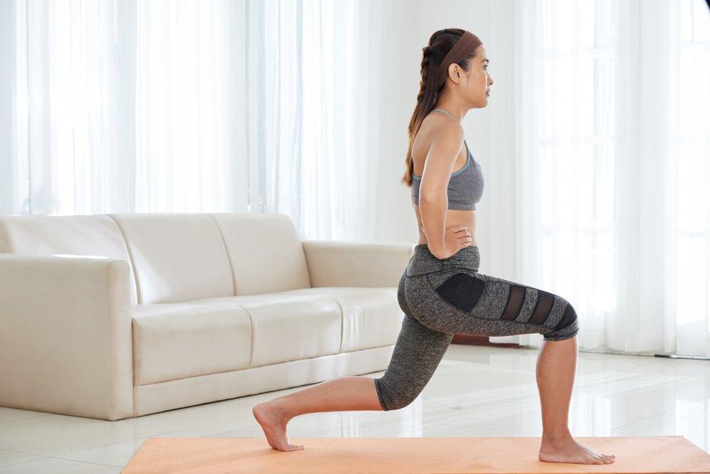 Правила организации фитнес-тренировок дома