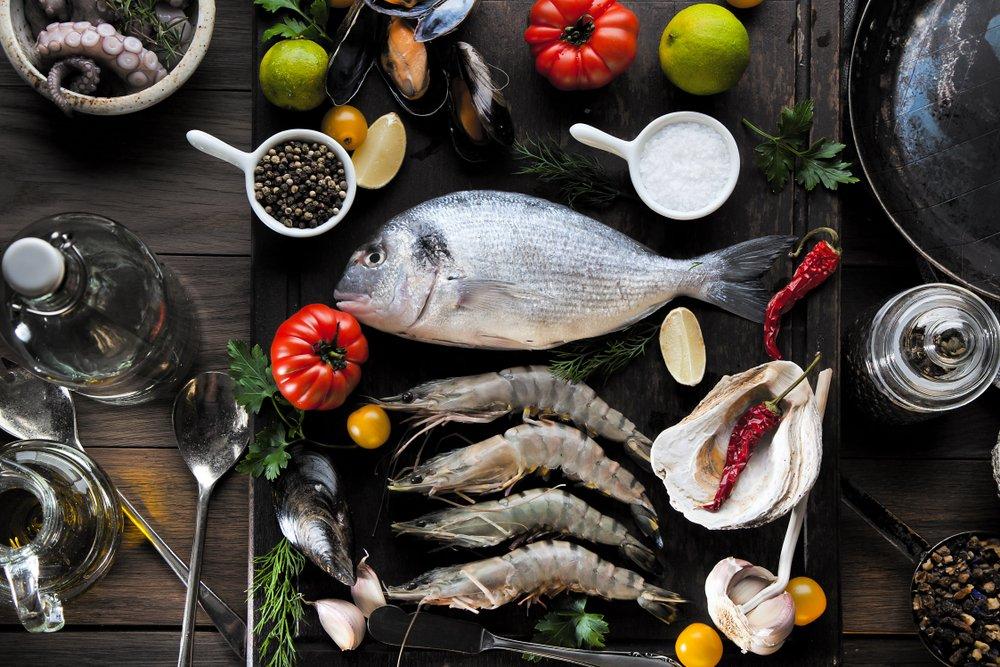 Разнообразие в питании: готовим мясо, рыбу и морепродукты