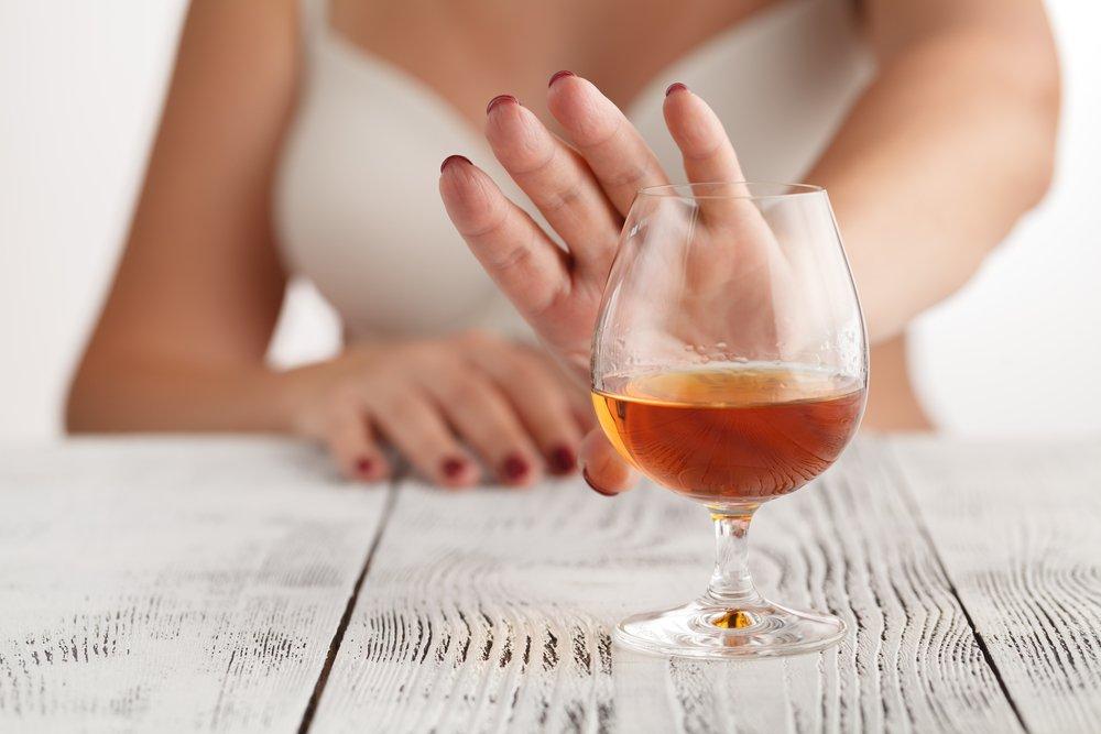 Правило 6: Минимум алкоголя