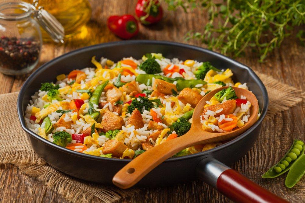 Простые рецепты вкусных блюд и напитков