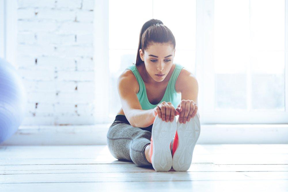 Упражнения для стретчинга ног