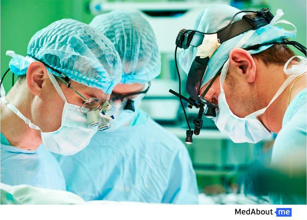 Трансплантация легких