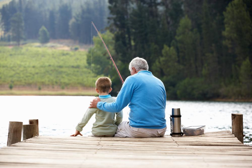 Памятка для родителей: вещи первой необходимости для похода на рыбалку с ребенком