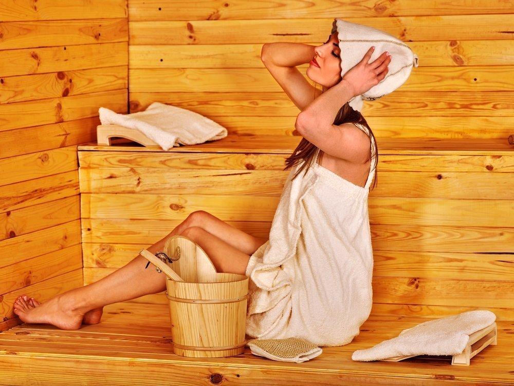 Возможные неприятные последствия бани