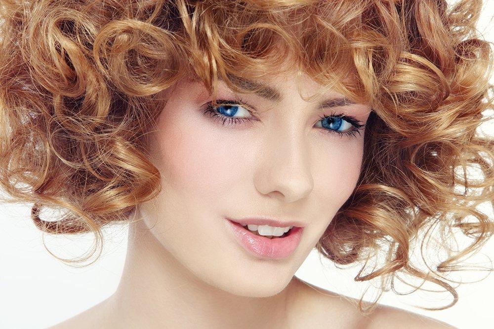 Красивые волосы: виды химической завивки