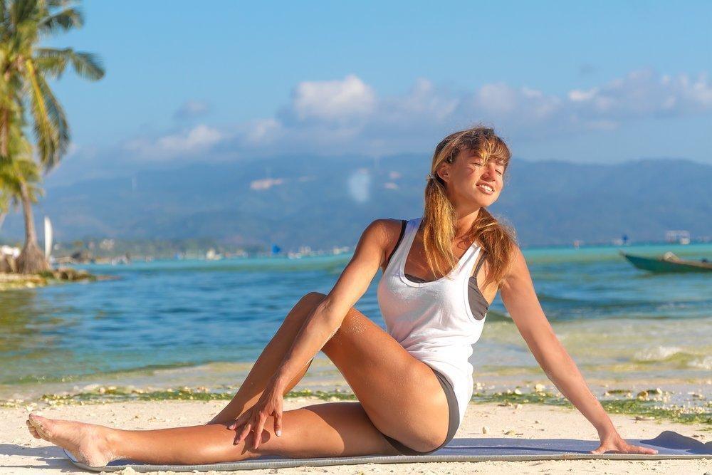 Правила выполнения упражнений для похудения по методике бодифлекс