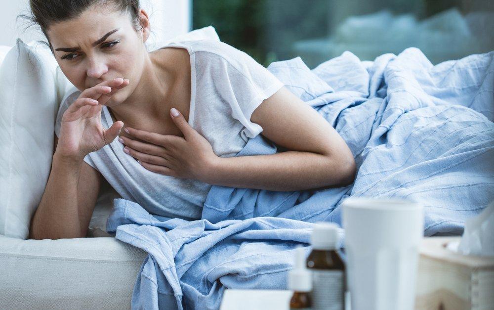 Причины внебольничной пневмонии