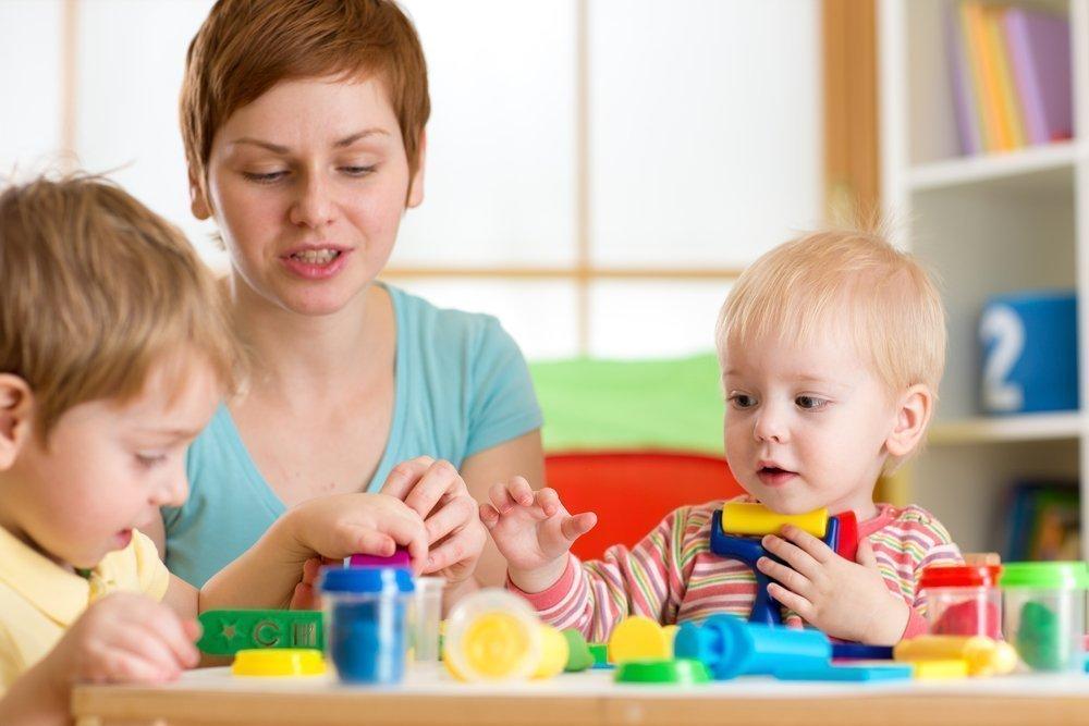 Лепка: советы для родителей