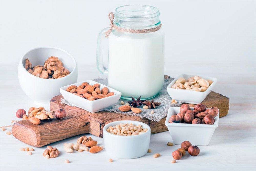 Растительное молоко для красоты и здоровья