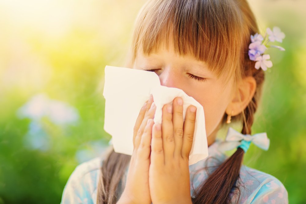 Картинки дети с аллергией