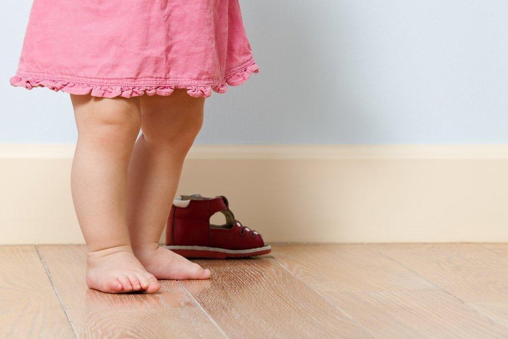 Ортопедическая детская обувь только по рекомендации врача