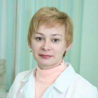 Олеся Григорьевна Савельева, терапевт клиники ОАО «Медицина»