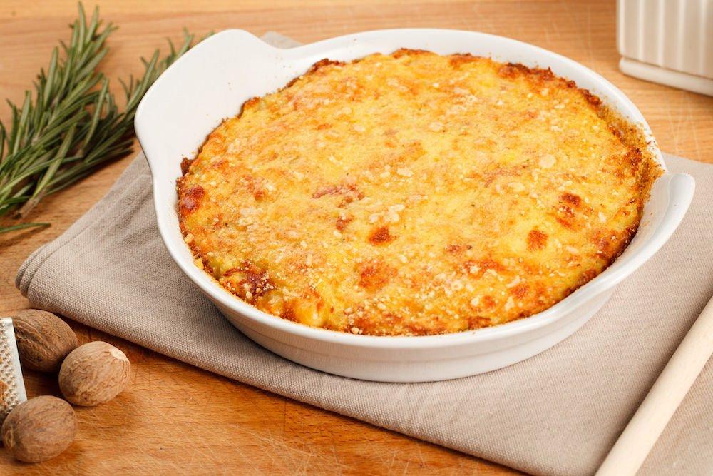 Простые рецепты: пирог «Картофельный»