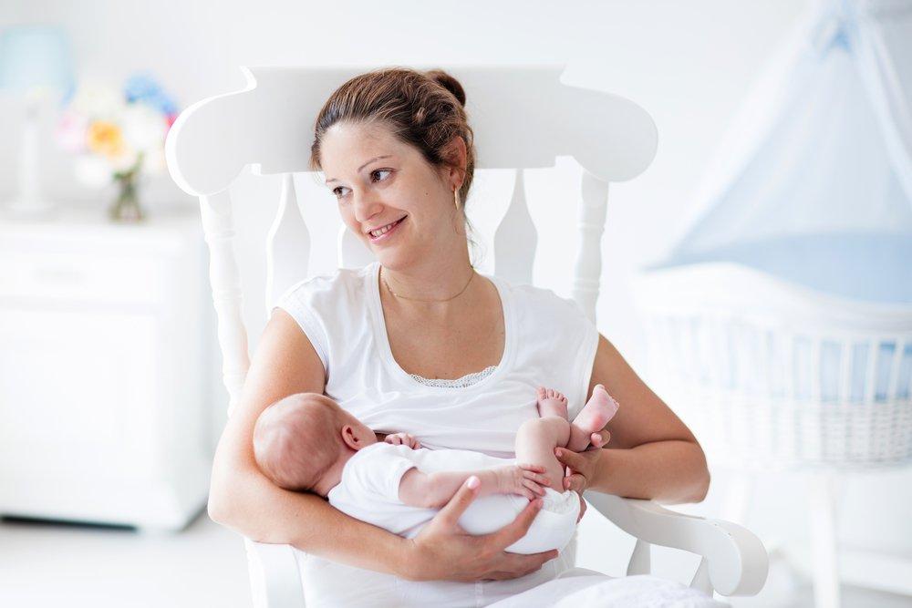 Грудное вскармливание для формирования иммунитета ребенка