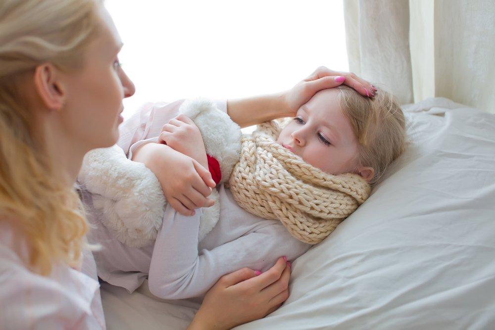 Как заподозрить обезвоживание у ребенка