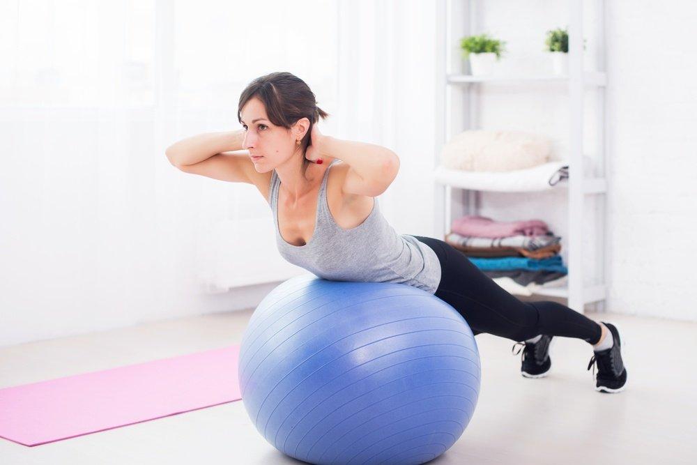 Гиперэкстензия — отличное упражнение для спины
