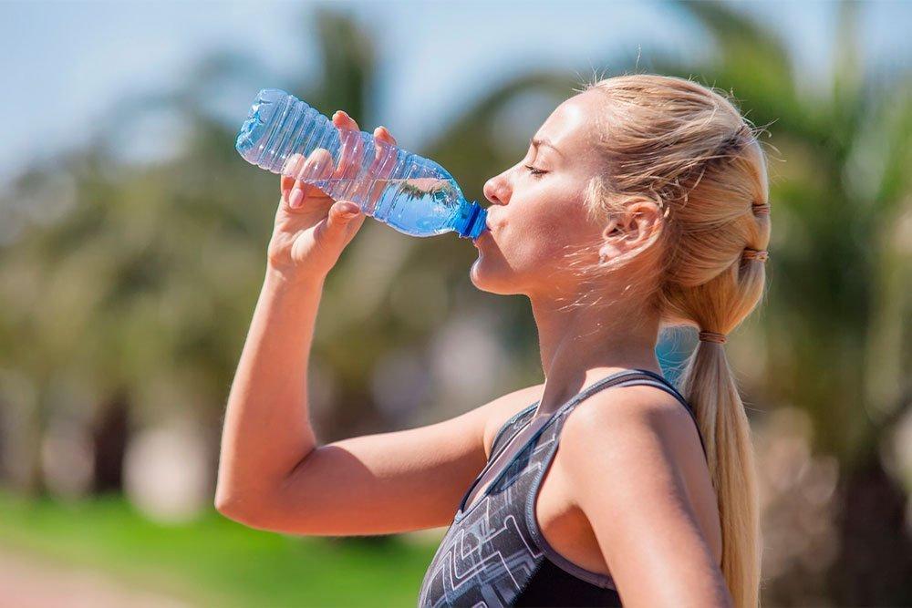 1. Вода – залог здоровья и успешных тренировок