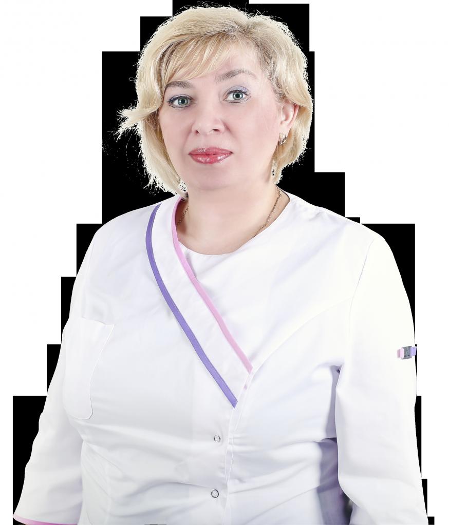 Ольга Геннадиевна Александрова, врач-терапевт высшей квалификационной категории медицинского центра «Атлас»
