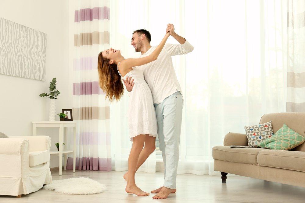 Заводные танцы — лучшее решение!