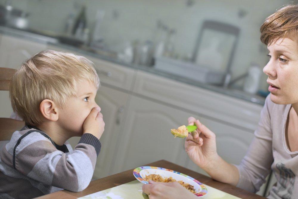 Полезные советы: как правильно накормить малыша