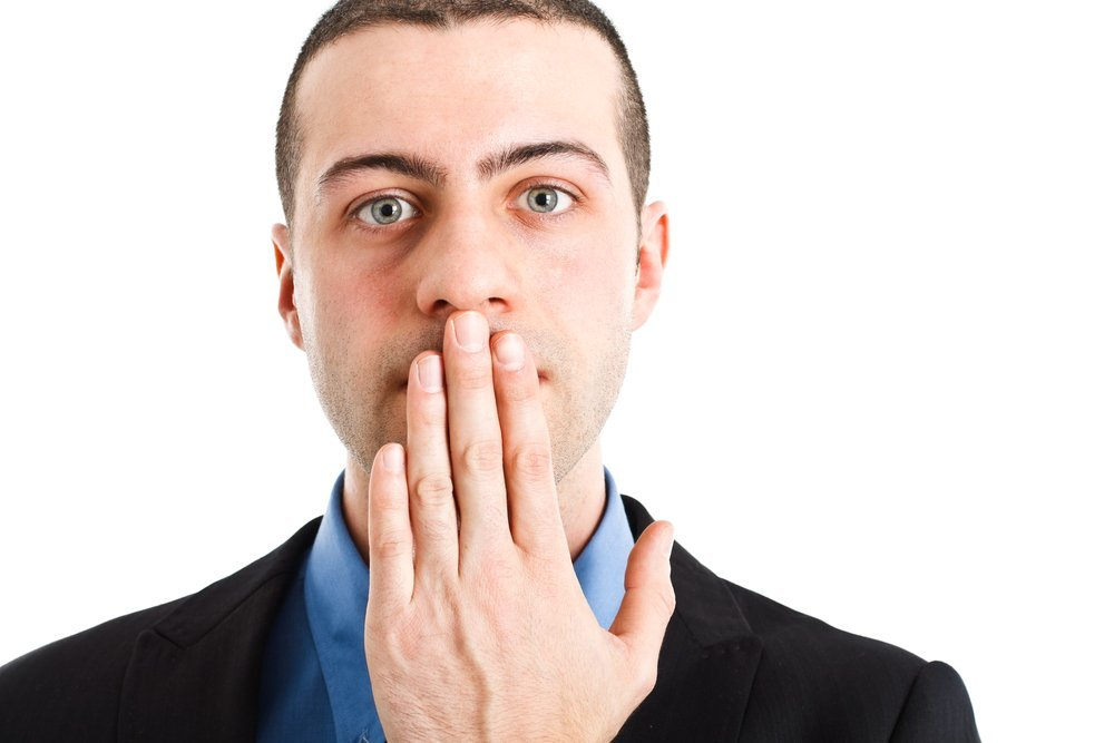 Влияние вредных привычек на полость рта