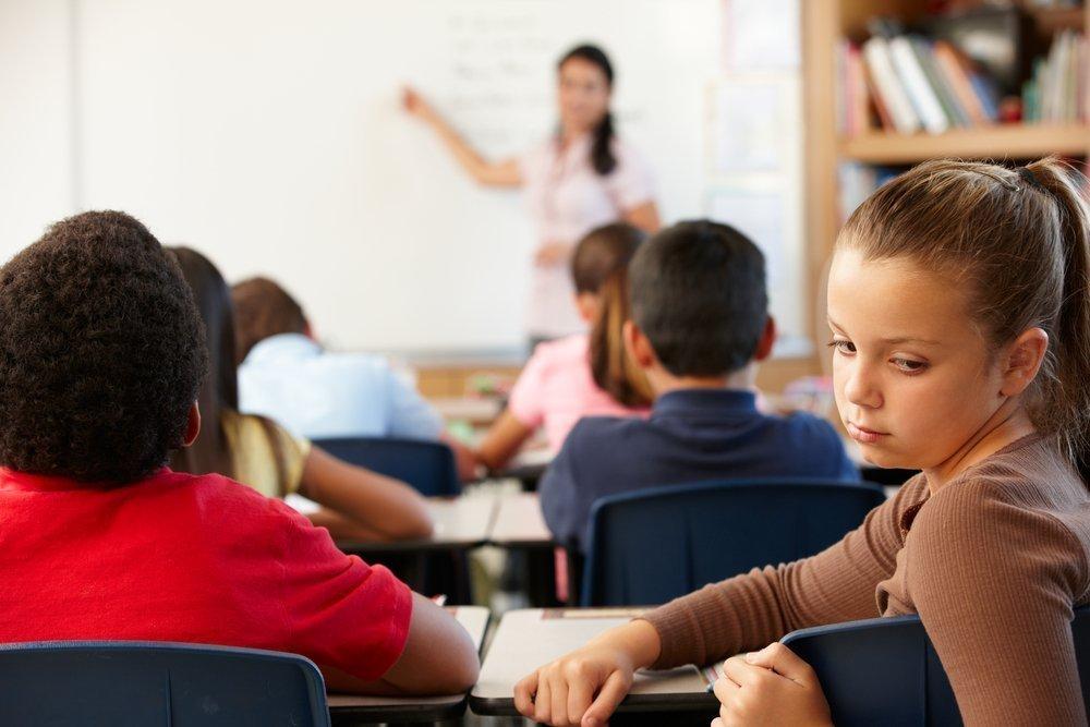 Какие трудности может испытывать ребенок на уроках?