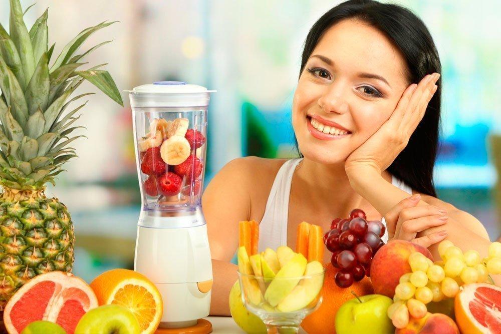Увеличение груди с помощью правильного питания