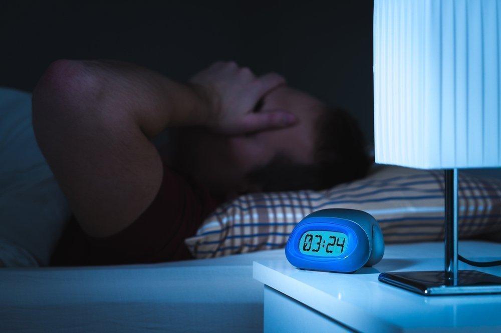 Нарушения сна и неправильная тактика
