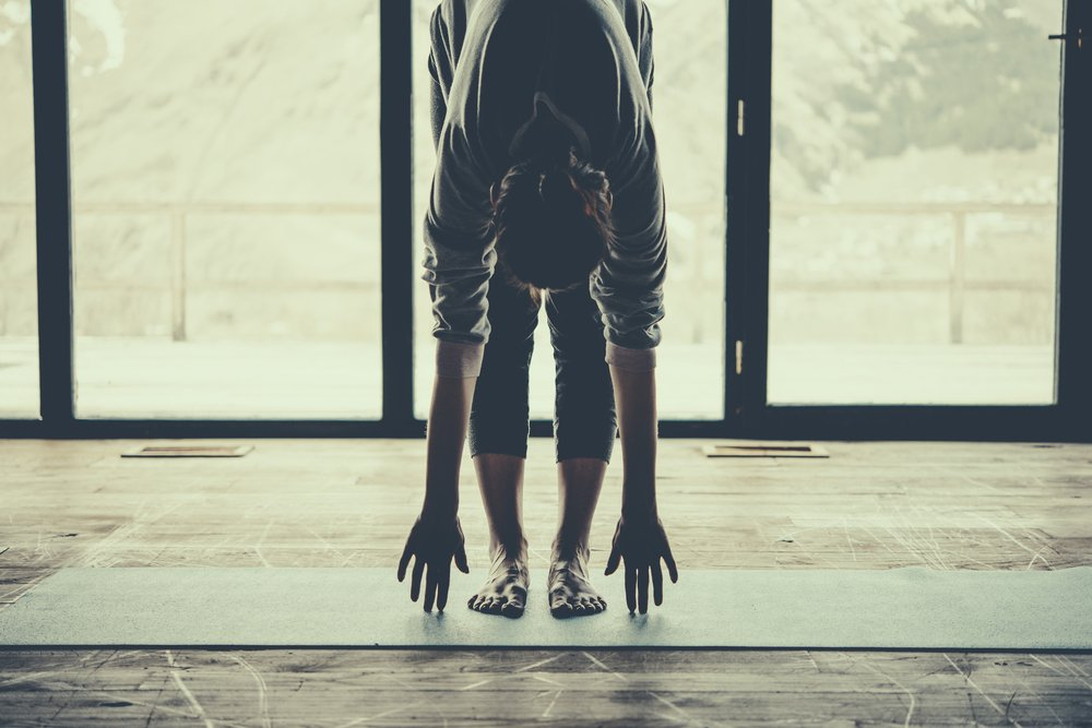Разминочная фитнес-тренировка для растяжки