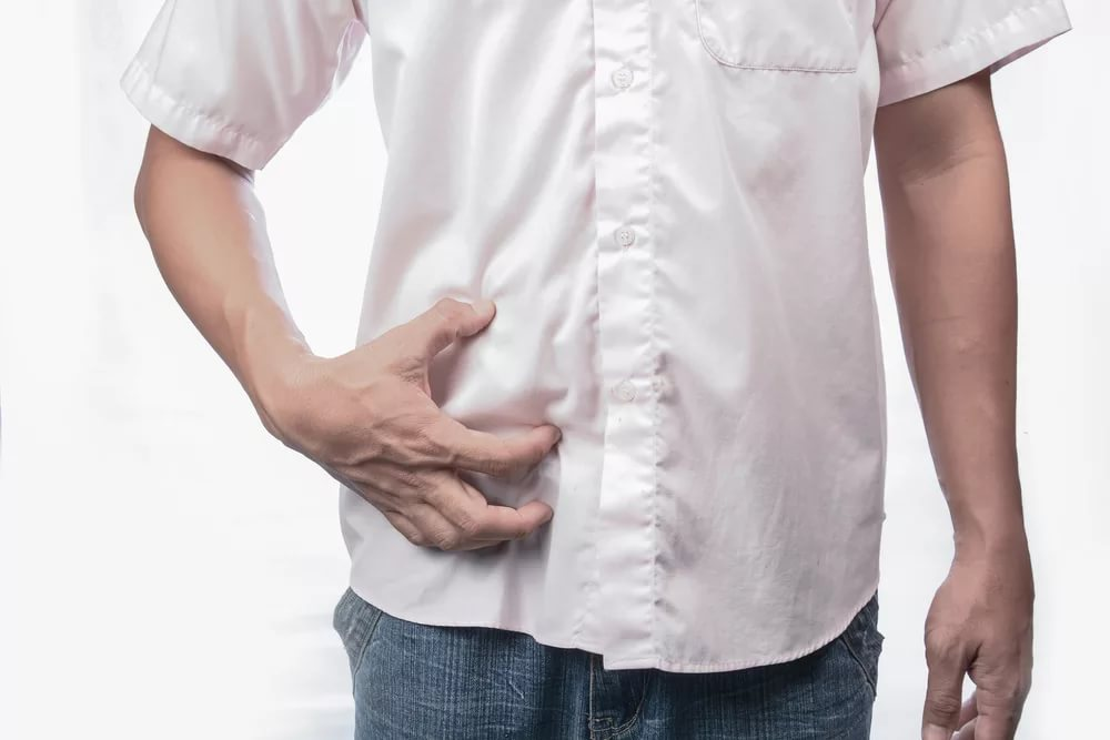 Симптомы хронического аппендицита