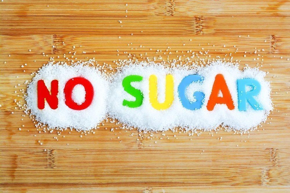 Шаг 6: Сокращение сахара в меню питания