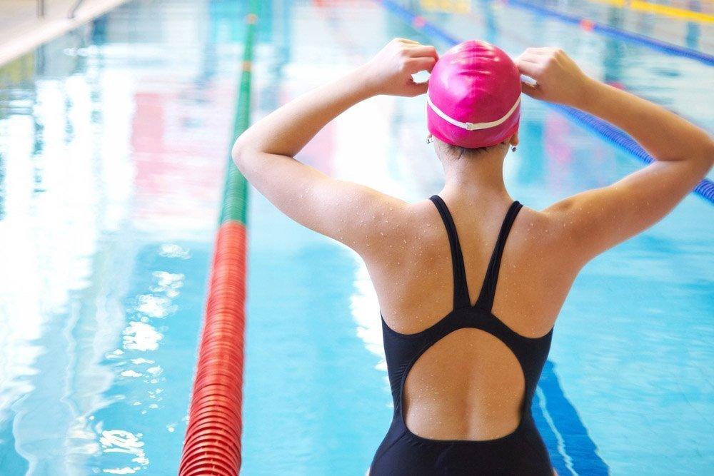 Стили плавания и комплекс упражнений в воде