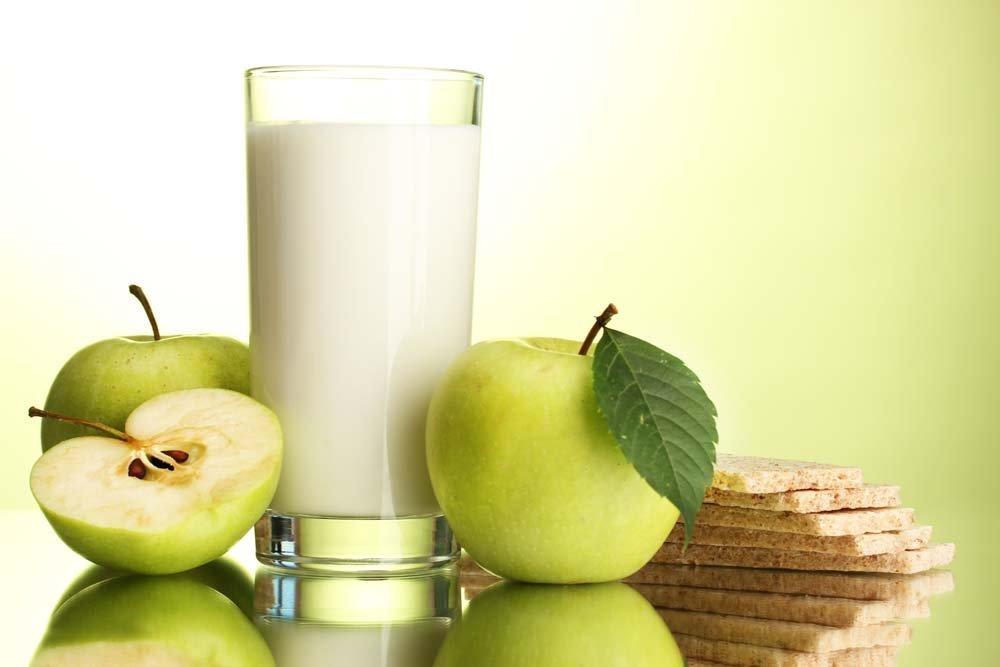 Меню диеты на яблоках: разные варианты