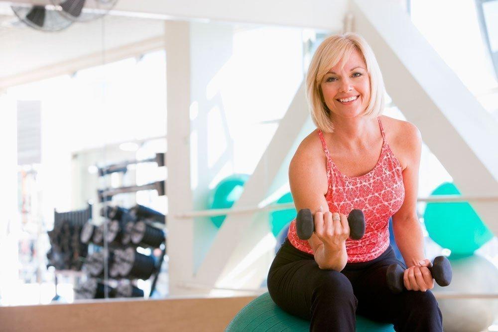 Витамины, фитнес и другие секреты красоты