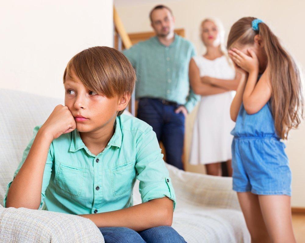 Не сравнивать детей друг с другом