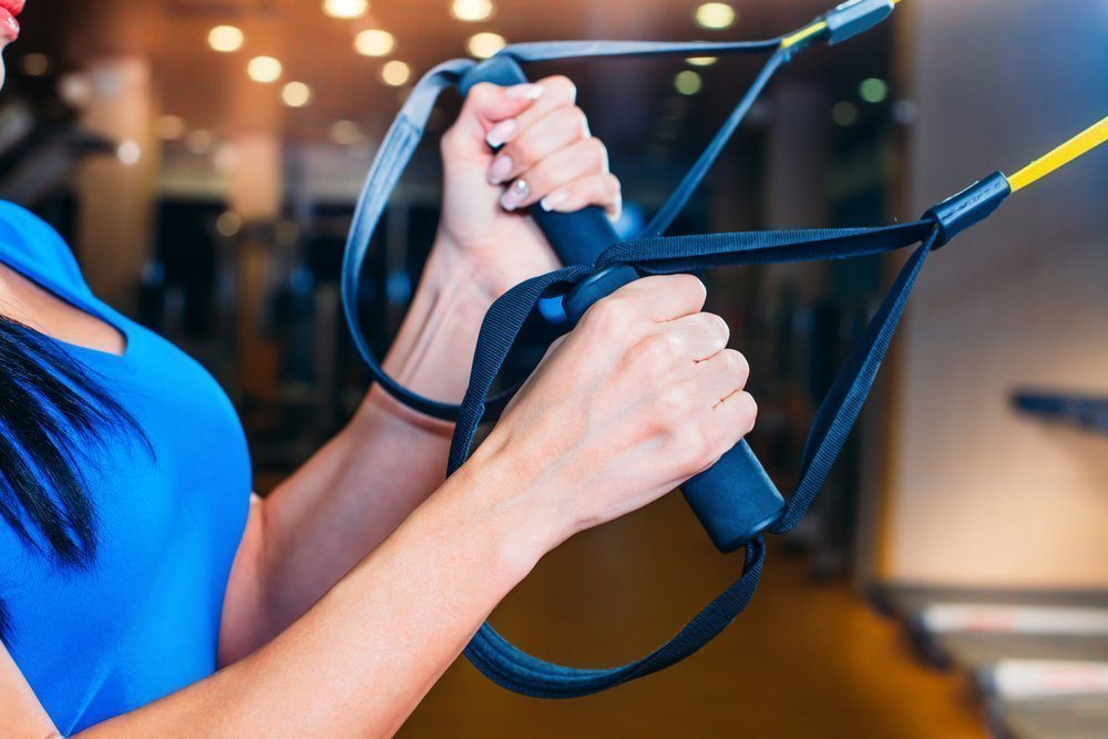 Принципы занятий фитнесом с эспандером для поклонников ЗОЖ