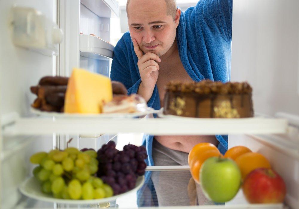Основные принципы правильного питания для мужчин