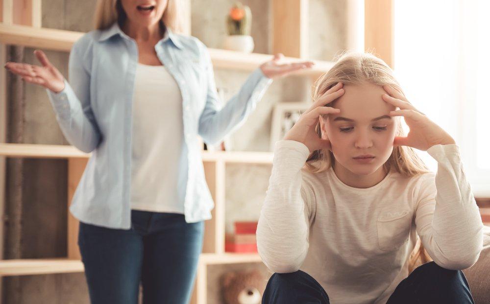 Что происходит с ребенком?