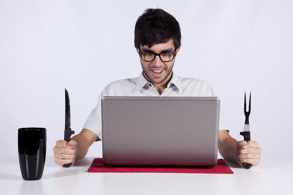 Интернет-зависимость как одна из вредных привычек