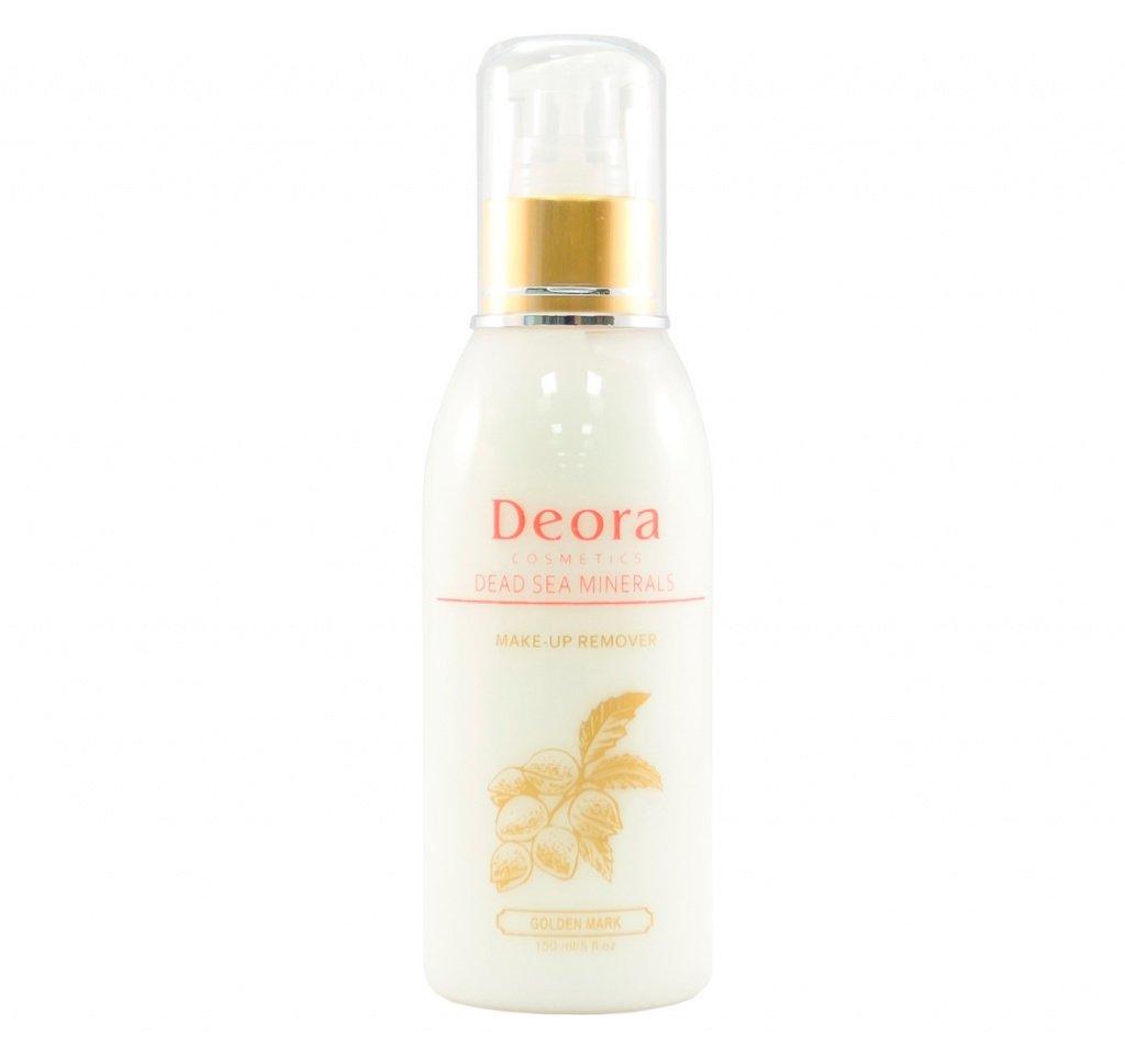Сливки для снятия макияжа с микрокапсулированными витаминами и маслом макадамии, Deora