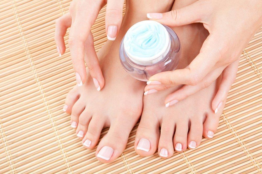 Что в составе уходовой косметики для ног?